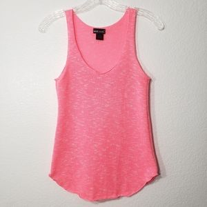 Wet Seal | Hot Pink Knit Tank top